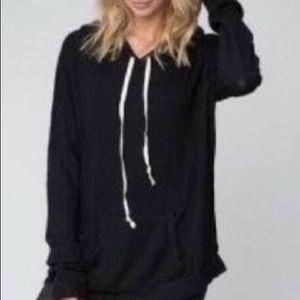 Brandy Melville Sweaters - Black Brandy Melville Hoodie
